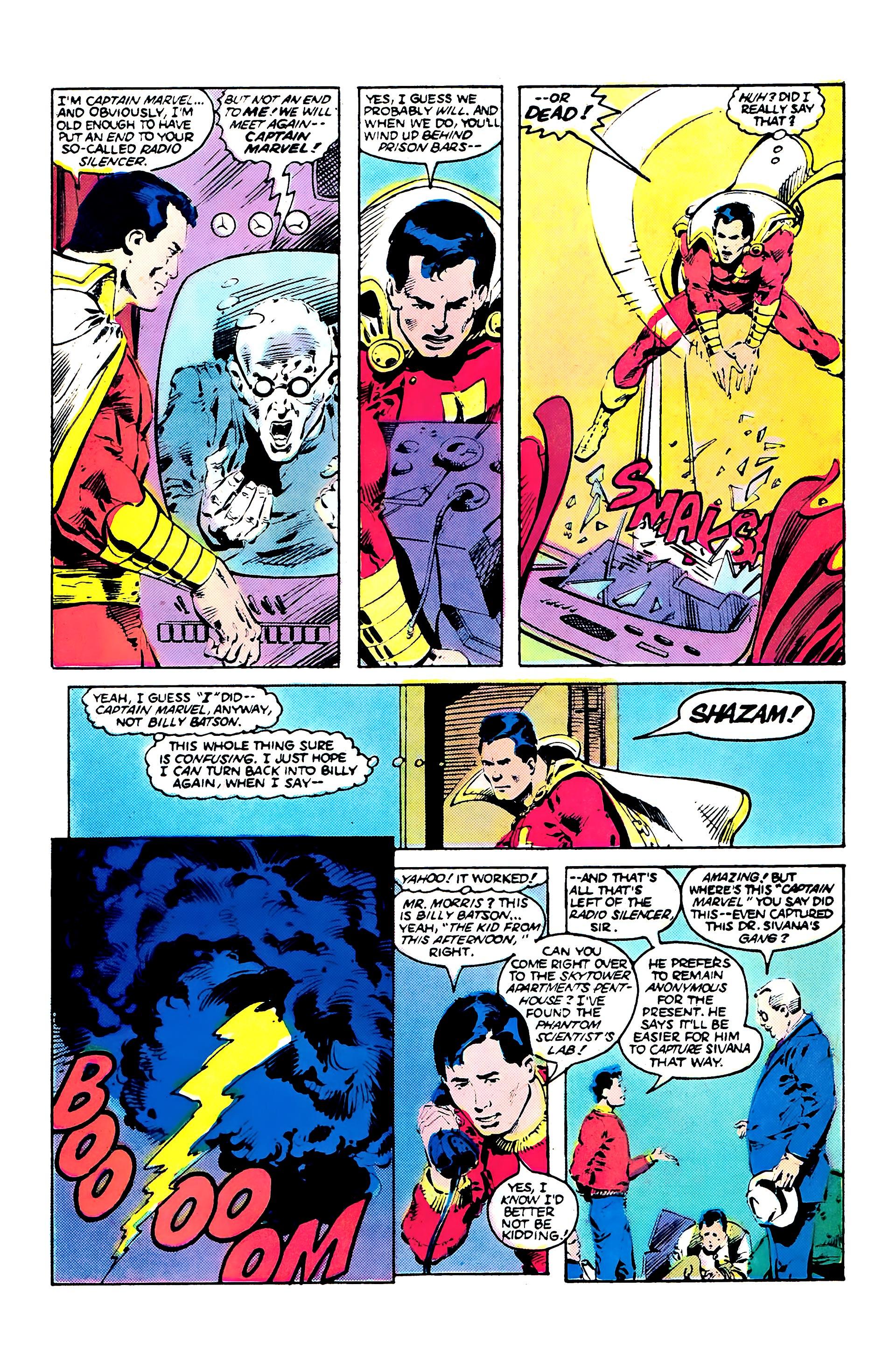 Read online Secret Origins (1986) comic -  Issue #3 - 31