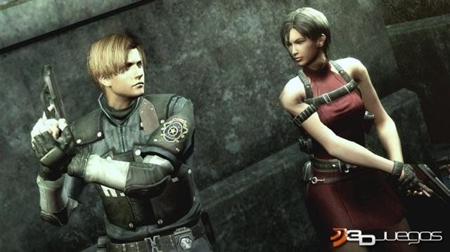 Resident Evil The Darside Chronicles PC Full Español Descargar Emulado
