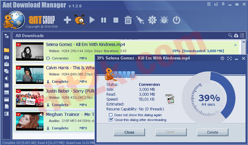 Ant Download Manager Pro 1.10.0