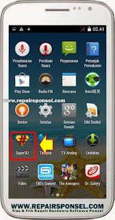 Mengatasi IMEI Tidak Valid Advan S5E Pro