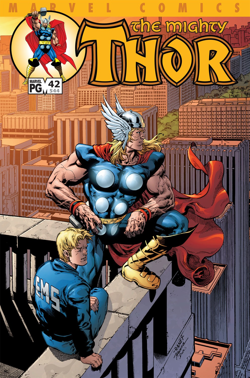Thor (1998) Issue #42 #43 - English 1