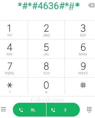 kode rahasia dial phone Oppo