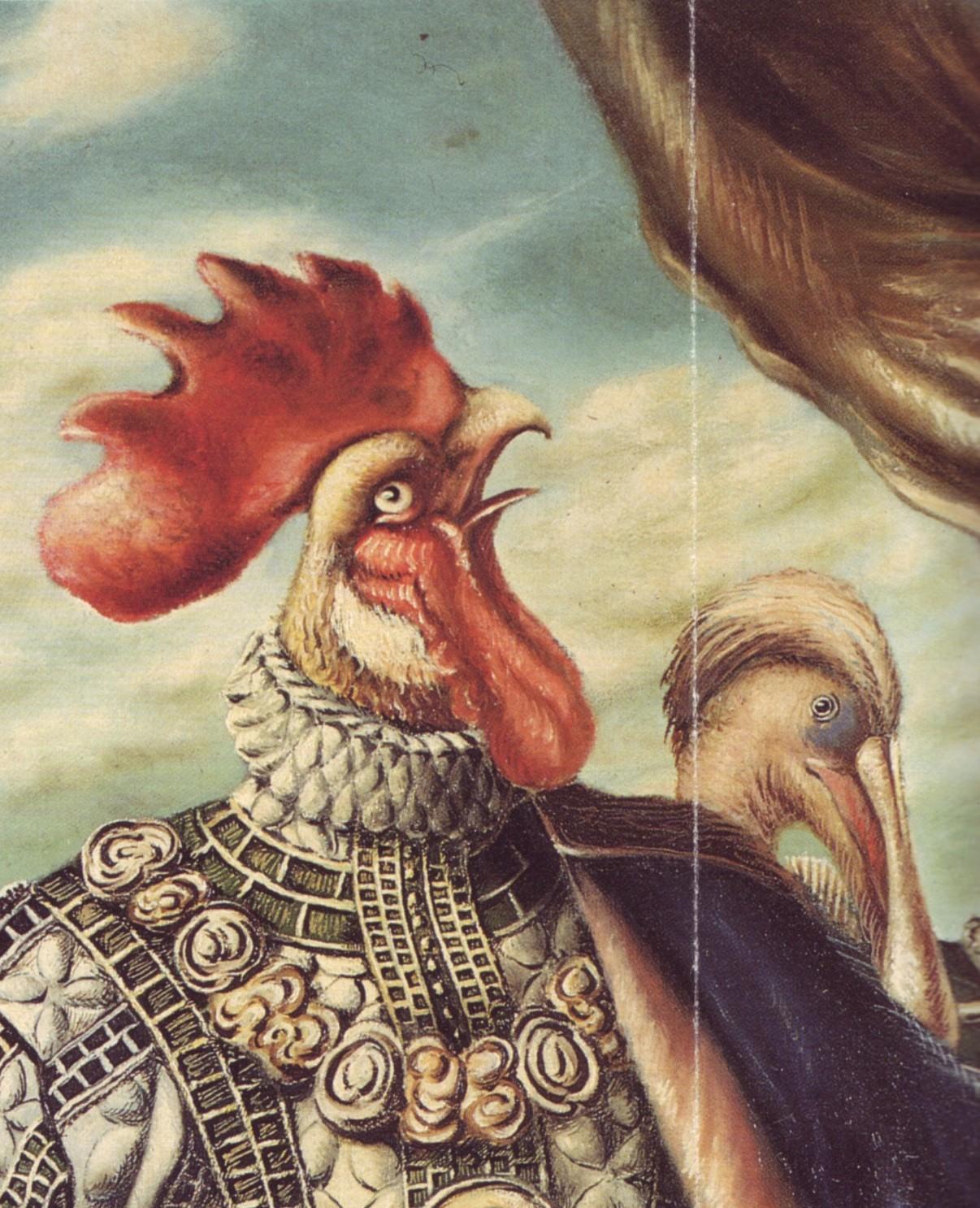 Surrealism and Visionary art: Alberto Savinio