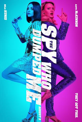 The Spy Who Dumped Me (BRRip 720p Dual Latino / Ingles) (2018)