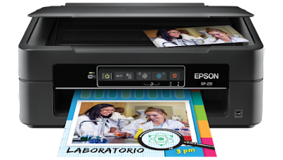 Epson XP-231 Driver Download