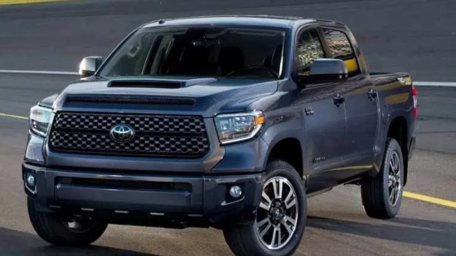 2020 Toyota Tundra Features