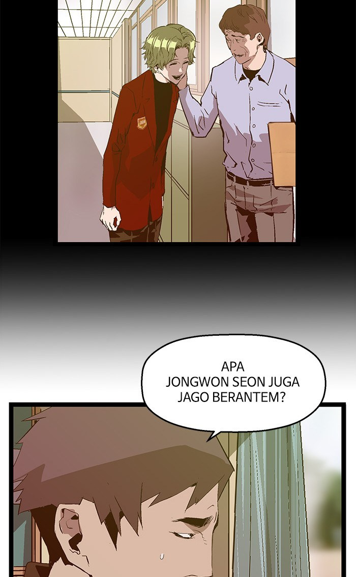 Webtoon Weak Hero Bahasa Indonesia Chapter 64