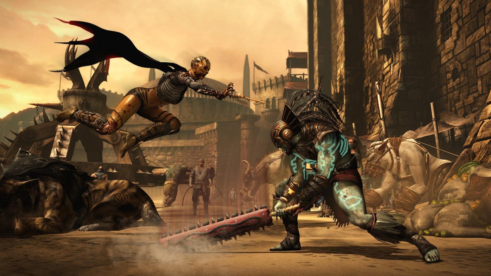 Mortal Kombat 11 welcomes back demi-god Rain with Kombat