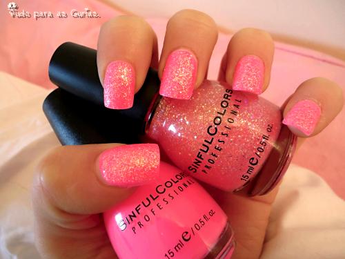 Especial: Outubro Rosa; esmalte rosa