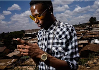 KIBERA's own OCTOPIZZO slams police for using Live Bullets on demonstrators.