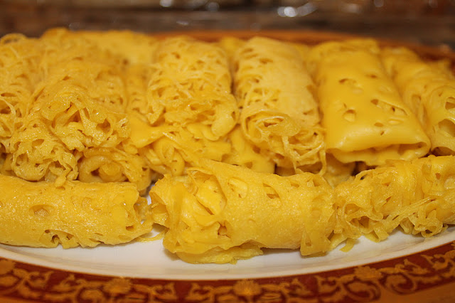 Roti Jala Azie Kitchen