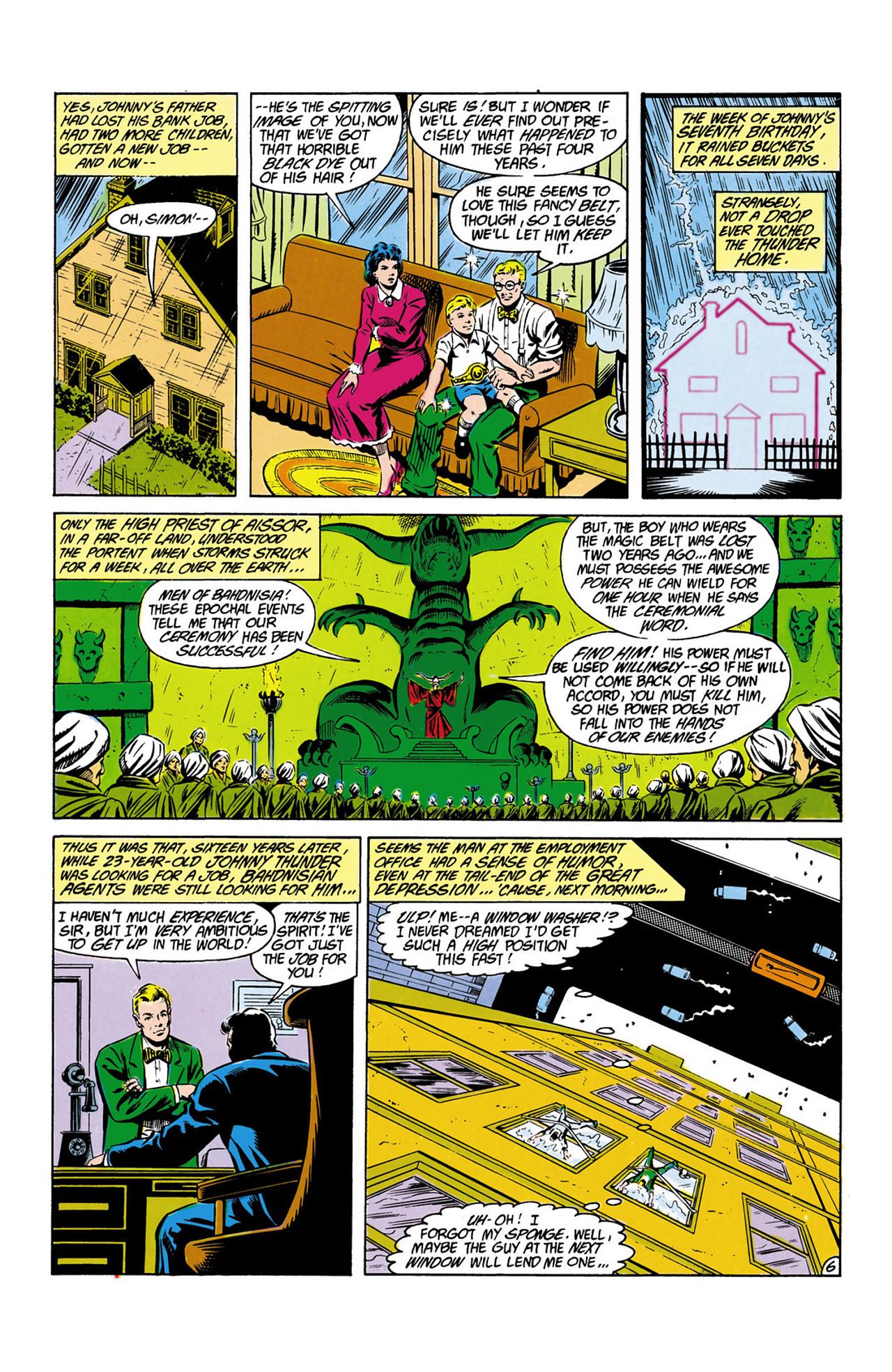 Read online Secret Origins (1986) comic -  Issue #13 - 36