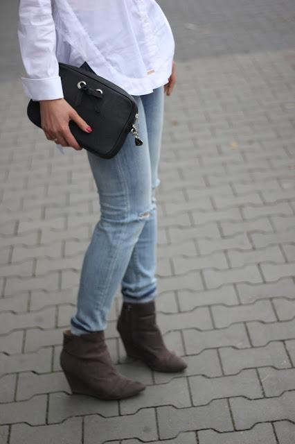 biała koszula, białe koszule, dress code, jak nosić, office style, style, white shirt, streetstyle, klasyka, moda, moda blog,