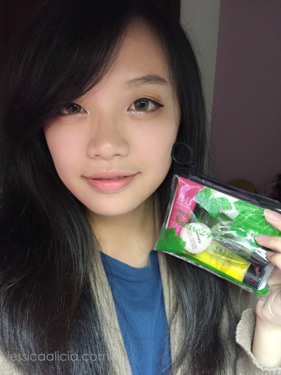 Review : Nature24 Skincare Products by Jessica Alicia