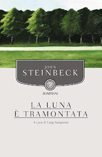 libro protagonista steinbeck la luna è tramontata