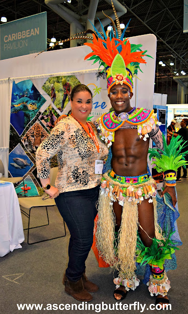 Curacao Tourism Board New York Times Travel Show 2019 #NYTTravelShow