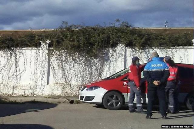 detención en Navarra
