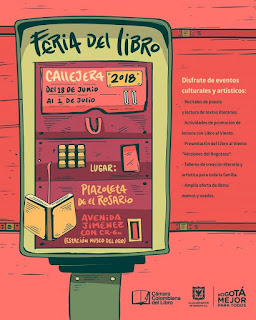 FERIA DEL LIBRO Callejera 2018