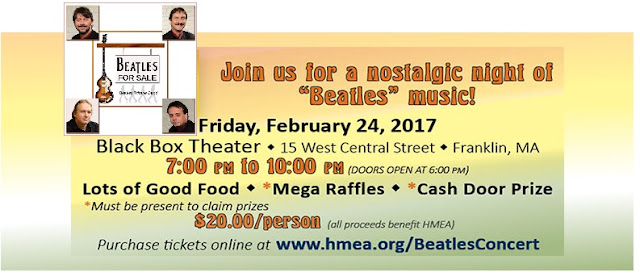 Beatles for Sale – Live at THE BLACK BOX - Feb 24