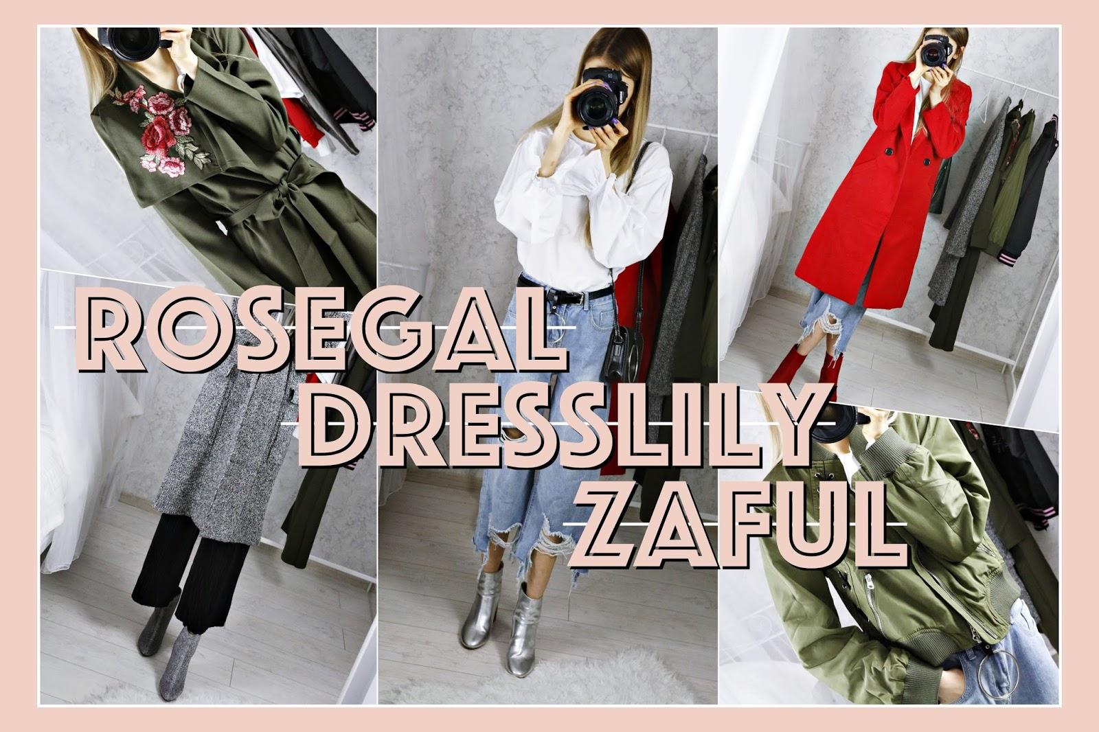 aefb911faabb8 Tym razem mam trochę rzeczy z Zaful i Rosegal oraz ze strony Dresslily