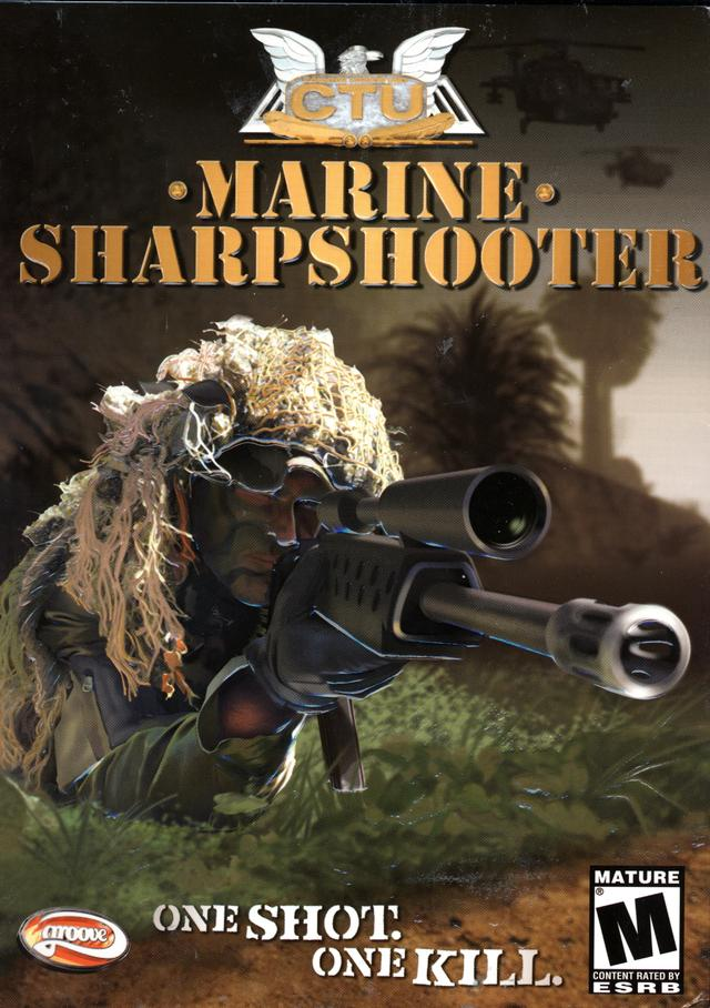 CTU: Marine Sharpshooter 1 [PC-Game] Full
