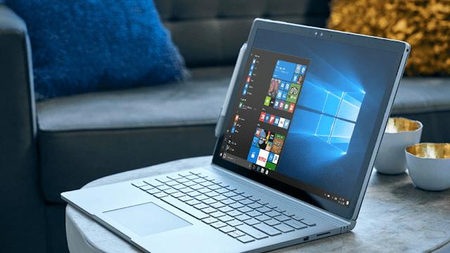 Microsoft تطلق أول حاسوب محمول يحمل إسمها ( Microsoft Surface Book )