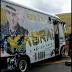 Acidente envolvendo ônibus do cantor Kabral deixa uma pessoa morta e outra gravimente feriada