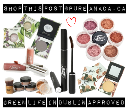 Pure Anada products