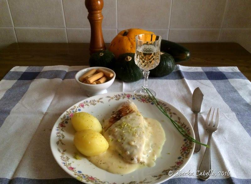 dorada-limón-mesa