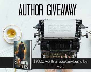 Author Giveaway to the value of $2000 up for grabs.
