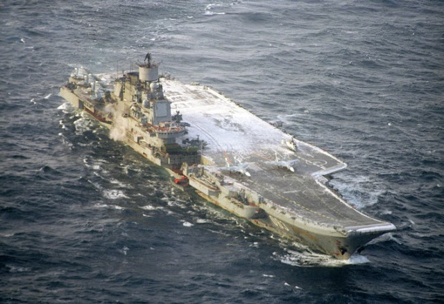 روسيا توجه أسطولا بحريا جديدا نحو المتوسط