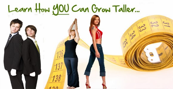 10 Possible Ways to Grow or Look Taller
