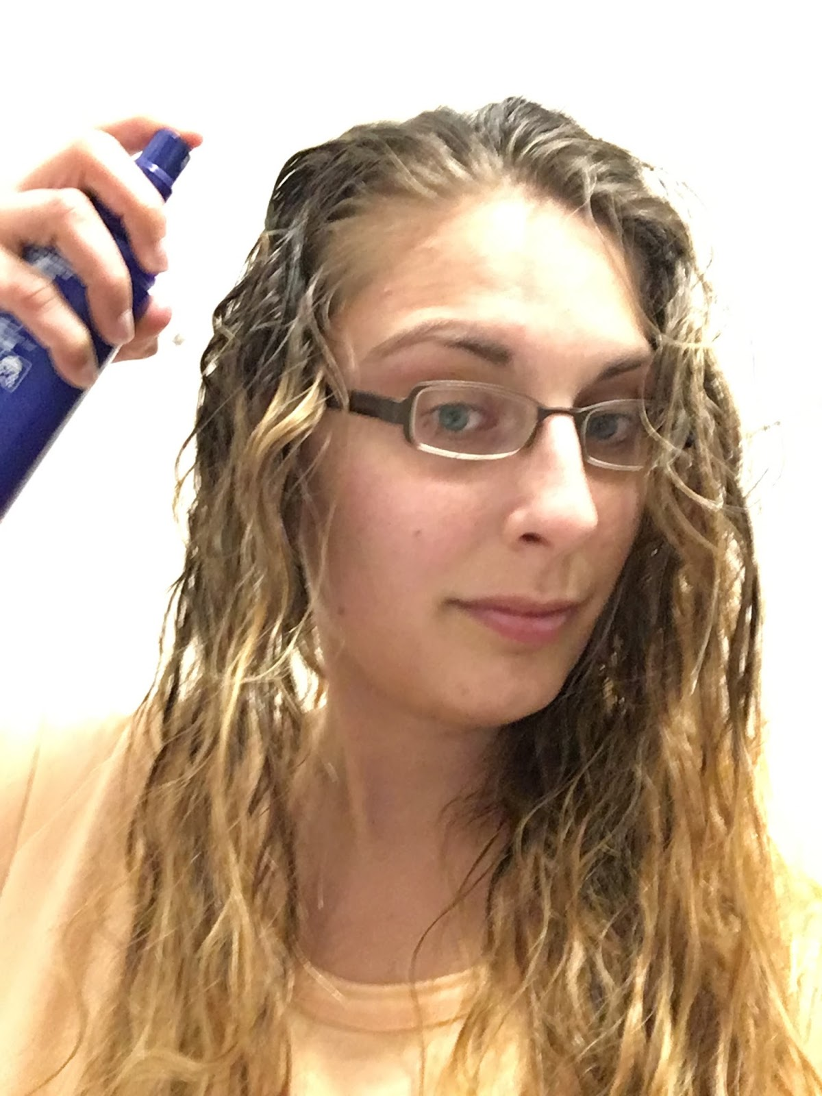 Die Reihe für die Behandlung des Haares