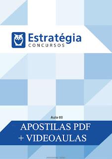 Apostilas pdf gratis para TCDF