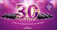 Cadastrar Promoção Rommanel 2016 30 Anos 30 Carros