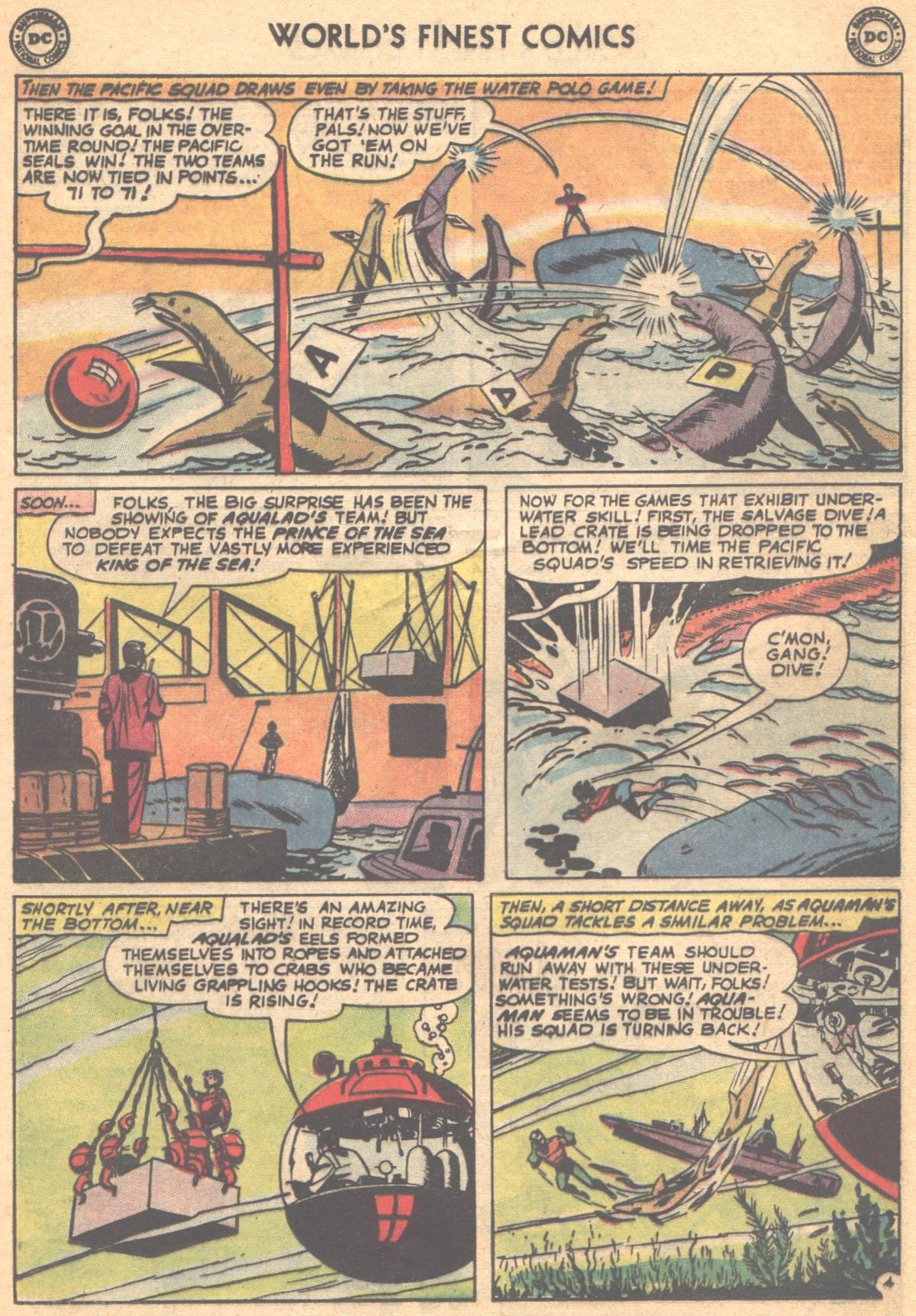 Read online World's Finest Comics comic -  Issue #147 - 28