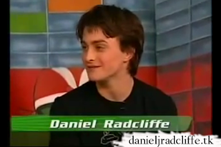 Daniel Radcliffe and Emma Watson on U-Pick Live