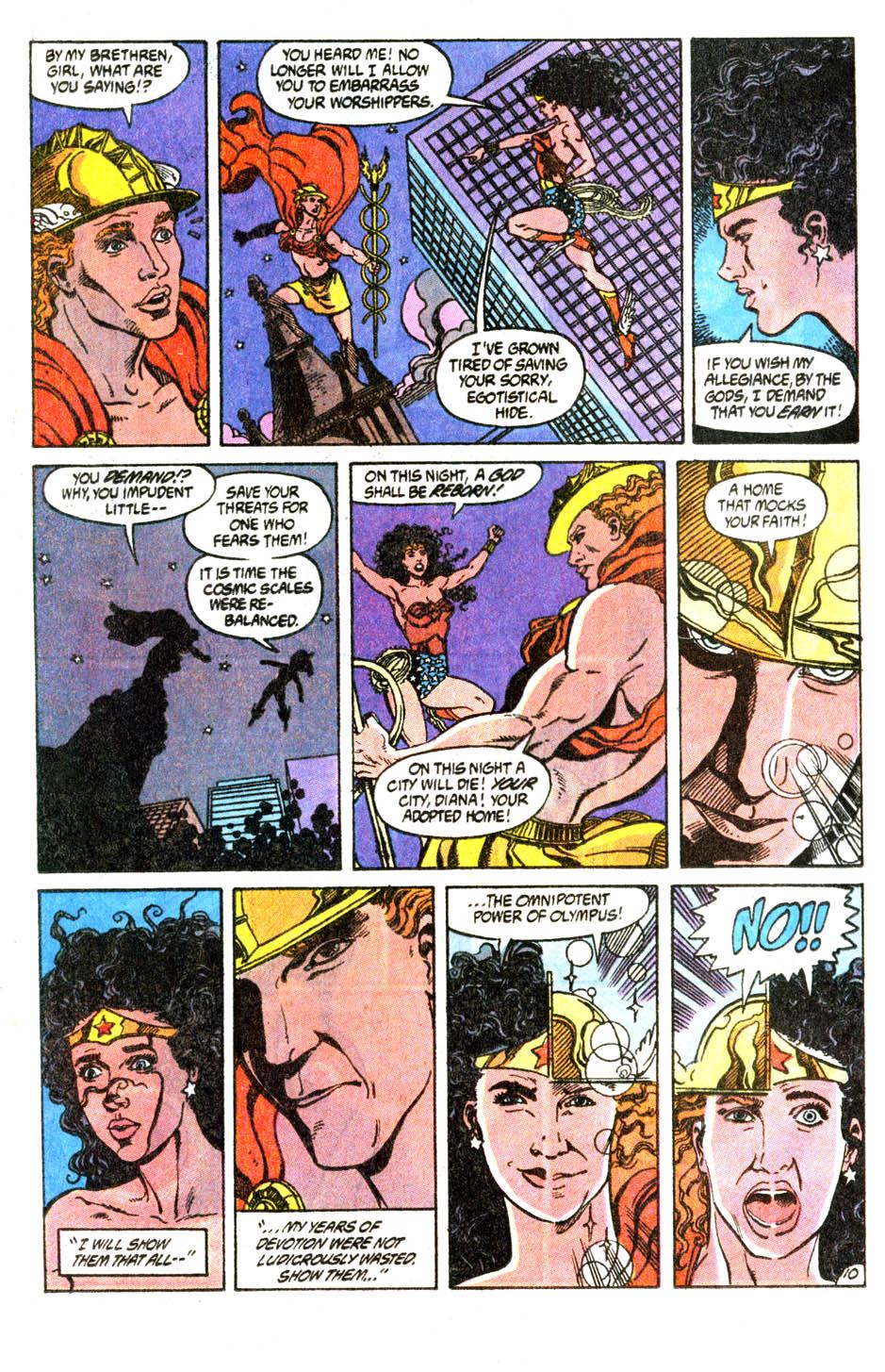 Read online Wonder Woman (1987) comic -  Issue #54 - 11