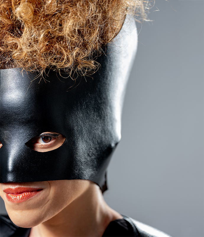 Close Up on Suit Up! The Dark Knight (I'm BATMAN.) | oonaballoona by marcy harriell | dc comics