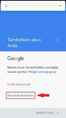 Cara Buat Email Gmail Indonesia Lewat Hp Android Dengan Tampilan Baru