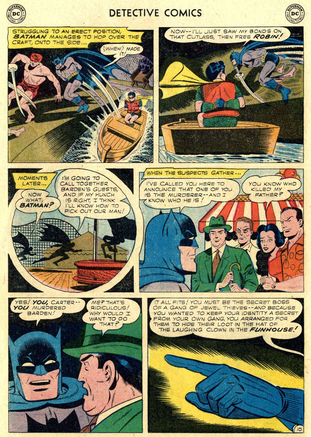 Detective Comics (1937) 264 Page 11