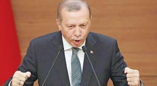 Ποιος θα απαντήσει στο bullying του Ερντογάν;