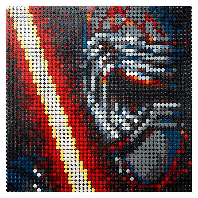 LEGO Art Series 31200 Star Wars the Sith Kylo Ren