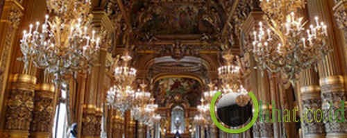 Paris Opera di Kota Paris, Prancis