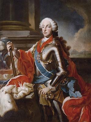 Maximilian III Joseph, Elector of Bavaria by Georg Desmarées, 1776
