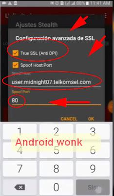 Merubah Kuota Midnight Telkomsel Menjadi kuota Reguler