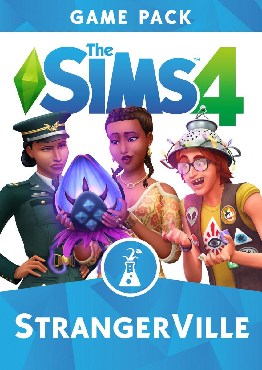 Los Sims 4 StrangerVille