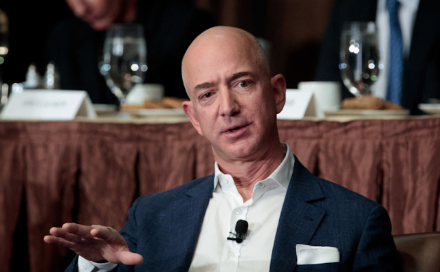 WaPo Staffers Fighting for Better Wages Told to Sit Down, Shut Up, and Be Grateful for Jeff Bezos