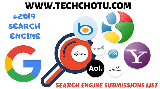 Top 50+ High DA-PR Free Search Engine Submission Sites List 2019