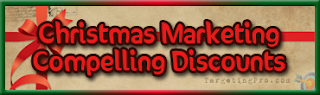 Free Christmas Marketing Ideas Compelling Customer Discounts